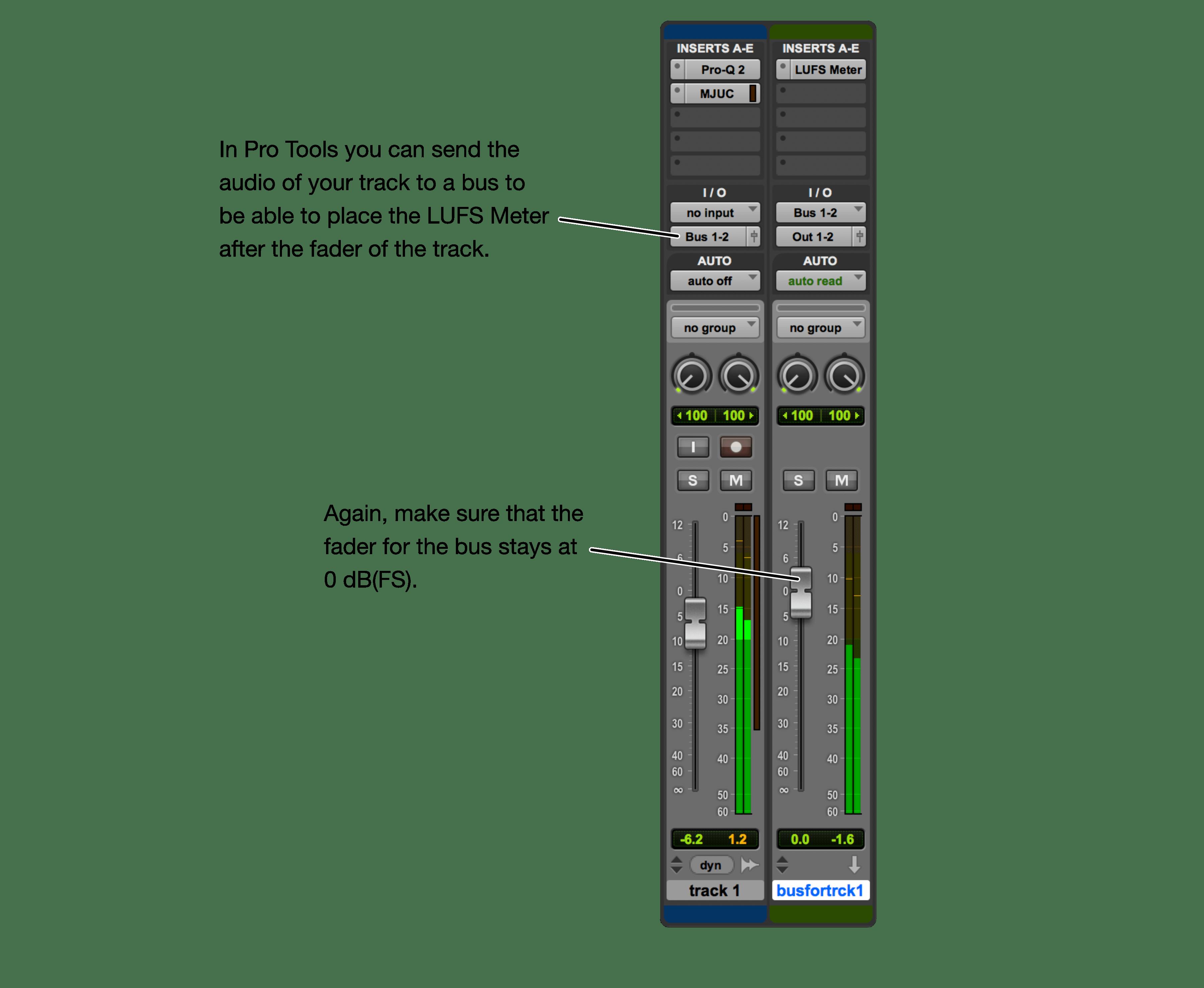 Klangfreund - LUFS Meter Manual