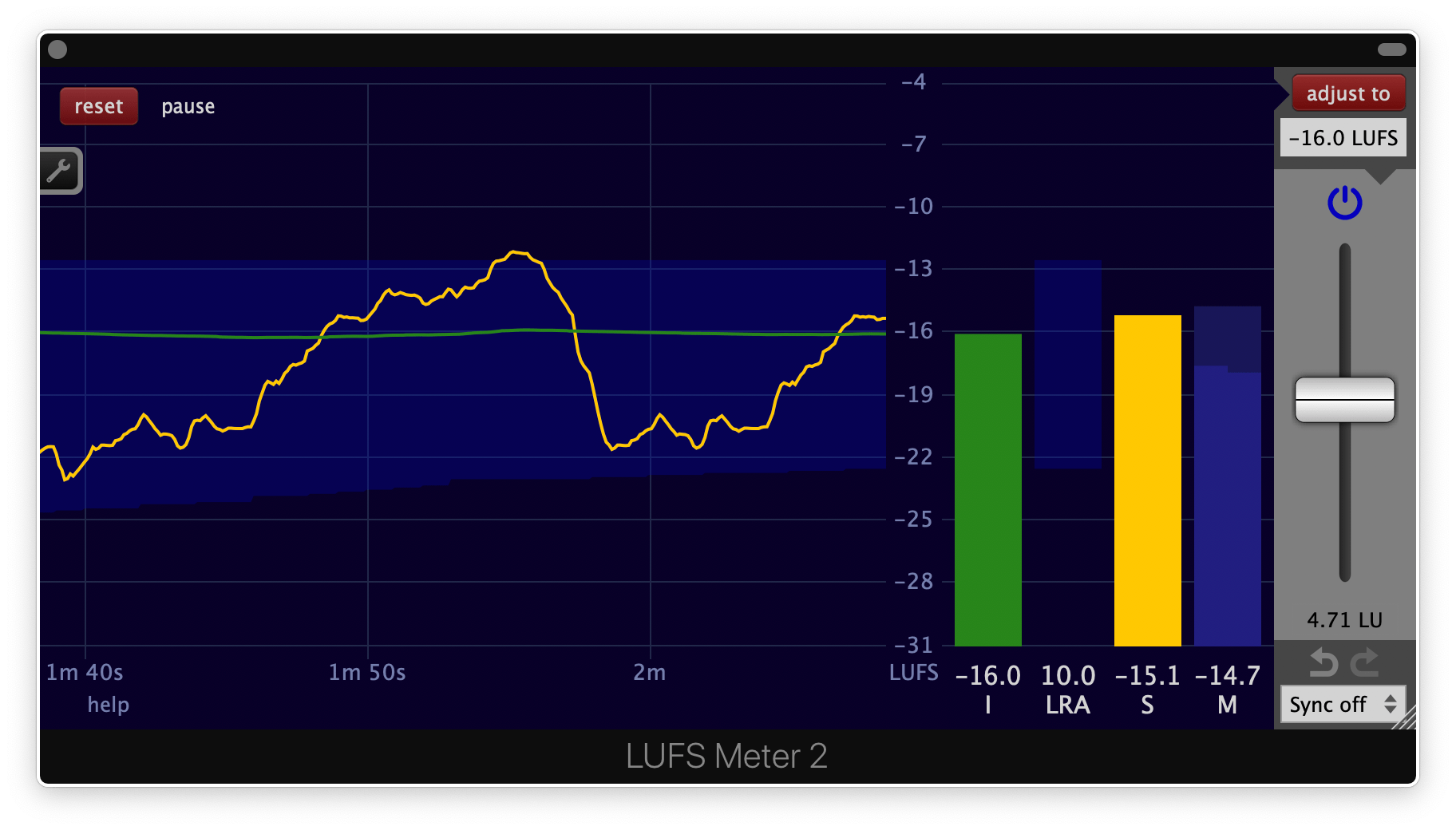 Lufs meter vst   LCAST: Loudness meter for broadcast (AAX, AU and